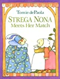 img - for Strega Nona Meets Her Match by dePaola, Tomie (1993) Hardcover book / textbook / text book