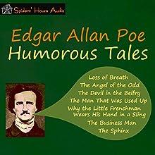 Humorous Tales | Livre audio Auteur(s) : Edgar Allan Poe Narrateur(s) : Roy Macready