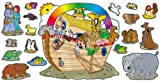 Noah's Ark! Bulletin Board (0439549159) by Scholastic