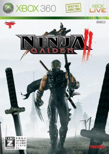 NINJA GAIDEN II(ニンジャガイデン 2)【CEROレーティング「Z」】 特典 オフィシャルガイドブック付き