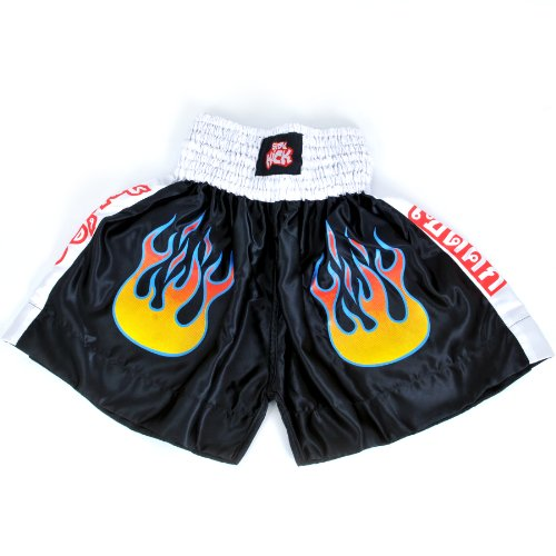 Sidekick Kids Muay Thai Kickboxing Boxing Shorts