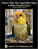 img - for I Know Why the Caged Bird Sings LitPlan - A Novel Unit Teacher Guide With Daily Lesson Plans (LitPlans on CD) book / textbook / text book