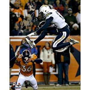 Keenan Allen San Diego Chargers Autographed 16