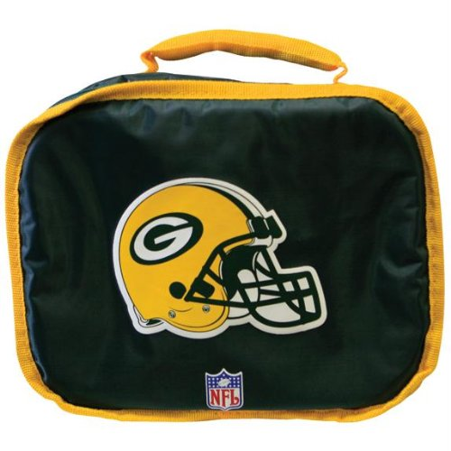 Green Bay Packers - Logo Soft Lunch Box at Amazon.com
