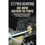 UNE BR�VE HISTOIRE DU TEMPSby STEPHEN HAWKING