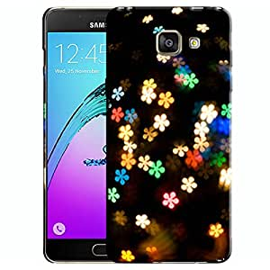 Theskinmantra Floral Magic Samsung Galaxy A5 (2016 Edition) mobile panel