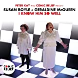 Susan Boyle & Geraldine Mcqueen (Peter Kay) I Know Him So Well (Comic Relief) [DVD]