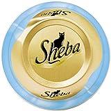 Sheba Katzenfutter Feine Filets Thunfischfilets, 24 Dosen (24 x 80 g)