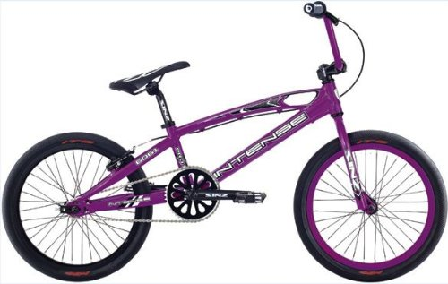 Intense BMX 2011 Race Complete Bike Pro XL Purple