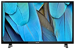 Sharp LC-32CHE4041K 32-Inch Widescreen 720p HD Ready LED TV with Freeview HD