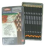 ダーウェント グラフィックペンシル テクニカル 12シュセット