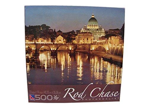 Rod Chase Photorealist 500 Piece Jigsaw Puzzle: San Pietro