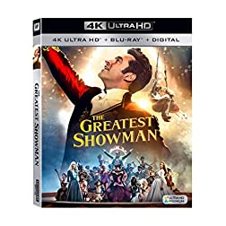 The Greatest Showman [4K Ultra HD + Blu-ray]
