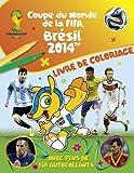 FIFA 2014 - Livre de coloriage