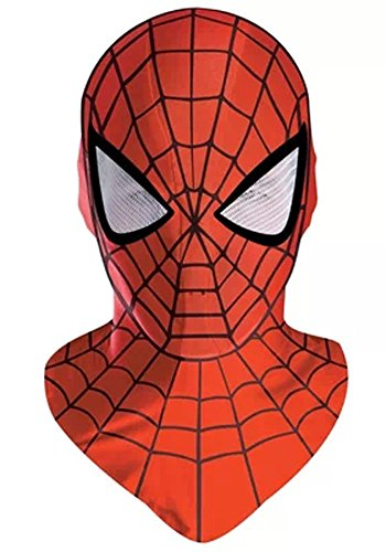Disguise Men's Marvel Spider-Man Deluxe Mask