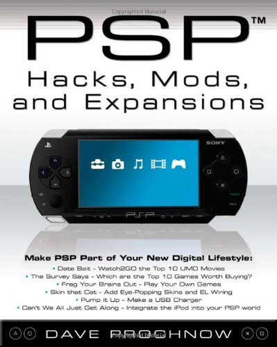 PSP Hacks, Mods, and Expansions Picture