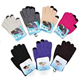 SODIAL(R) New Smart Touch Screen Winter Stretch Gloves For Smart Phone iPhone High Quality