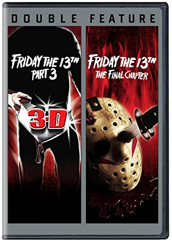 Friday the 13th Part III/Friday the 13th Part IV (DBFE)