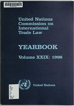 united nations commission on international trade Instruments of ratification or accession to three international conventions  prepared by the united nations commission on international trade.
