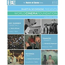 World Cinema Foundation [Blu-ray]