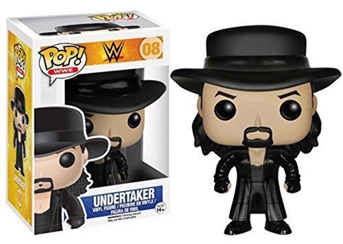 Funko Pop! WWE: The Undertaker Figure by FunKo