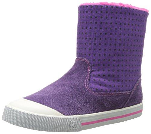 See Kai Run Kaisa Boot (Toddler/Little Kid),Purple,11 M Us Little Kid front-554049