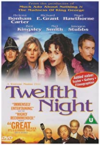 "Cover of ""Twelfth Night: Or What You Will..."