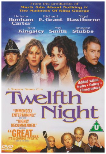Twelfth Night: Or What You Will [DVD] [Import]