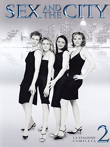 Sex and the city Stagione 02Sex and the city Stagione 02 [3 DVDs] [IT Import]