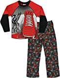 Liverpool Boys Liverpool FC Pyjamas Liverpool Football Club Ages 6 to 13 Years