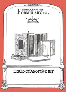 Photographers' Formulary 07-0091 Liquid Cyanotype Printing Kit