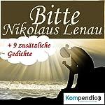 Bitte | Nikolaus Lenau