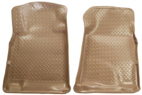 Cheap Floor Mats Husky Liners 35333 Tan Custom Molded