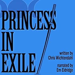 Princess in Exile Audiobook