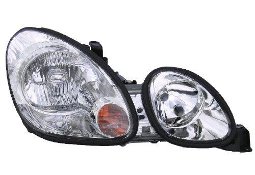 how to clean lexus gs 430 headlights