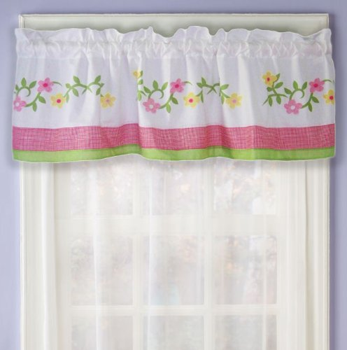 My World Maggies Garden Valance