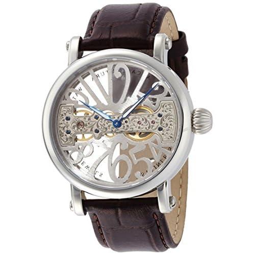 [アルカフトゥーラ]ARCA FUTURA 腕時計 手巻き 294SKBR メンズ