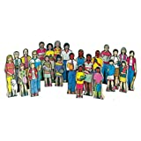 Guidecraft Multi-Cultural Family Set 24pc