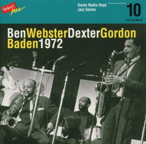 Baden 1972 by Ben Webster