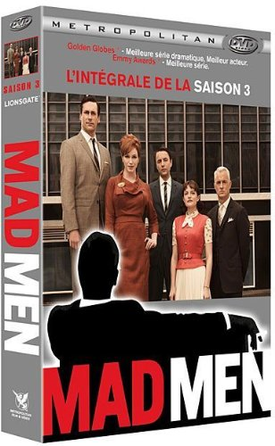 Mad Men - Saison 3 - Coffret 4 DVD