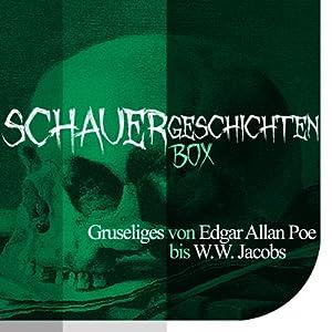 Schauergeschichten Box Hörbuch