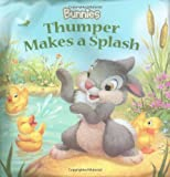 Thumper Makes a Splash (Disney Bunnies)