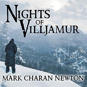 Nights of Villjamur Audiobook