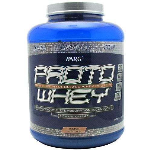 Bionutritional Research Group Proto Whey Cafe Mocha 5 Pound Container