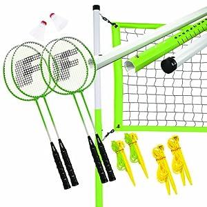 Buy Franklin Sports Intermediate 4 Player Badminton Set by Franklin