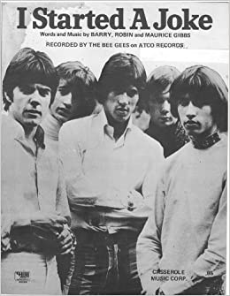 I bee gees download the joke started a free mp3