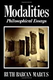 img - for Modalities: Philosophical Essays by Marcus, Ruth Barcan (1995) Paperback book / textbook / text book