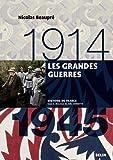 """Afficher """"Les Grandes guerres"""""""