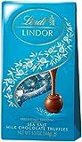 Lindt Lindor Milk Chocolate Truffles Sea Salt by LINDT