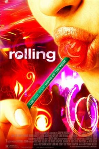 Rolling movie Rave Raver raving movie DVD